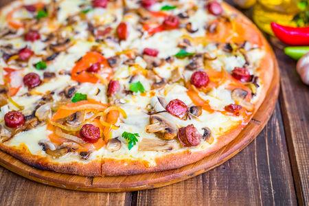 Пицца Грибная Охота