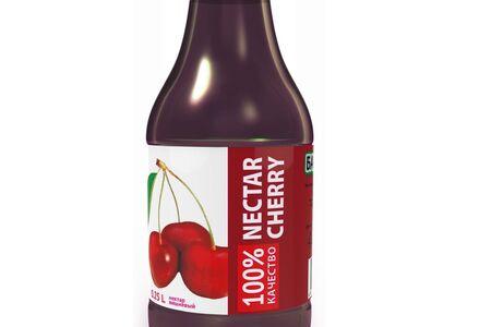 Сок натуральный вишневый