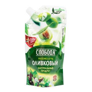 «Слобода» 67% оливковый