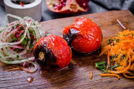 Шашлык из бакинских помидоров