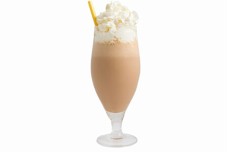 Молочный коктейль Сникерс