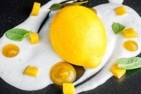 Лимон с Юдзу