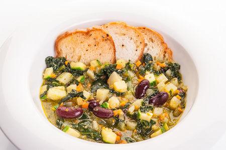 Суп Минестроне тоскано