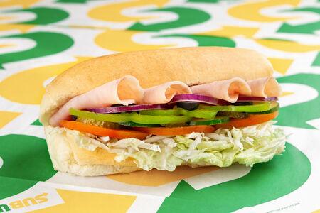 Сэндвич Ветчина маленький