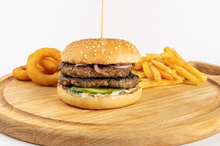 Гамбургер Стандарт двойной