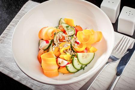 Салат Свежие овощи