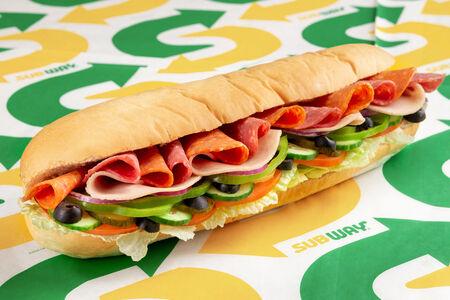 Сэндвич Итальянский БМТ