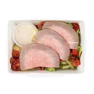 Салат с ростбифом «Хлеб Насущный»
