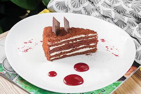 Десерт Мьеле шоколадный