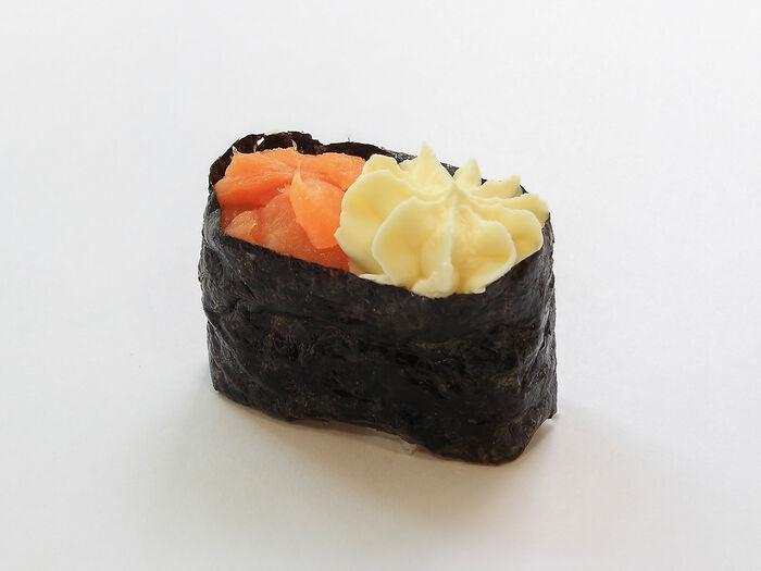 Суши-Крим с Лососем