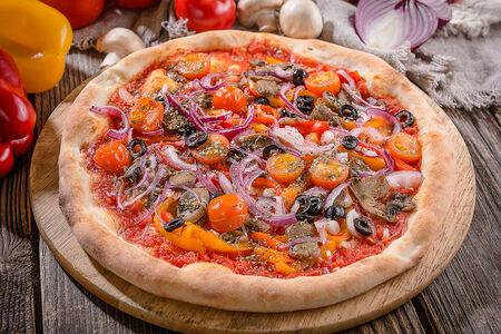 Веган-пицца (постная)
