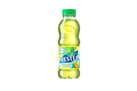 Чай Nestea зеленый с клубникой