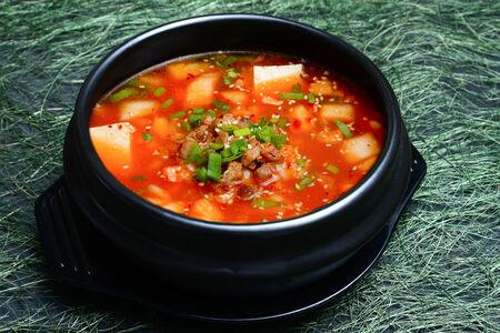 Суп Кимчи-тиге