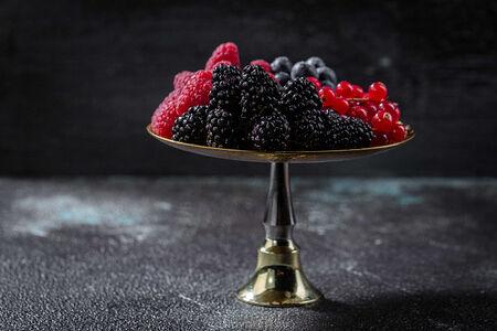 Садовые ягоды в ассортименте