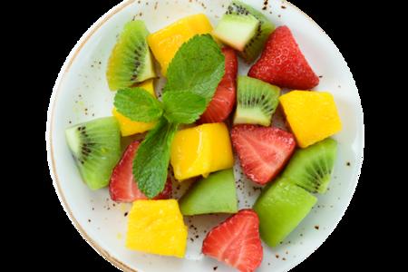 Фруктовый микс Клубника, киви, манго
