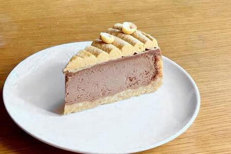 Чизкейк Шоколад-карамель