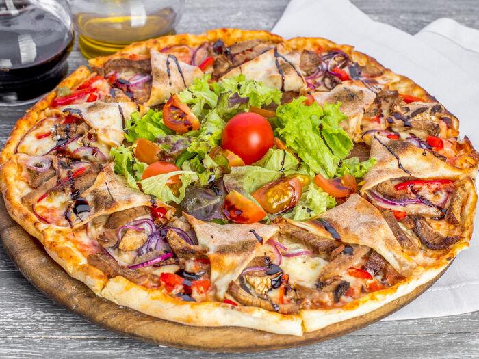 Пицца Корона