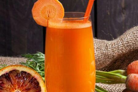 Морковный свежевыжатый (200 мл.)