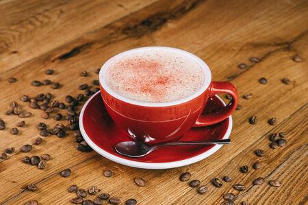 Кофе Раф цитрусовый