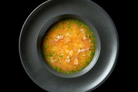 Суп Ароматный гороховый