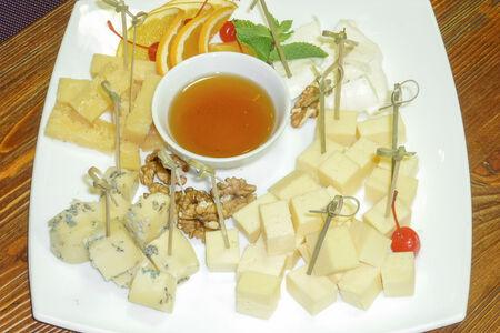 Телега сырная