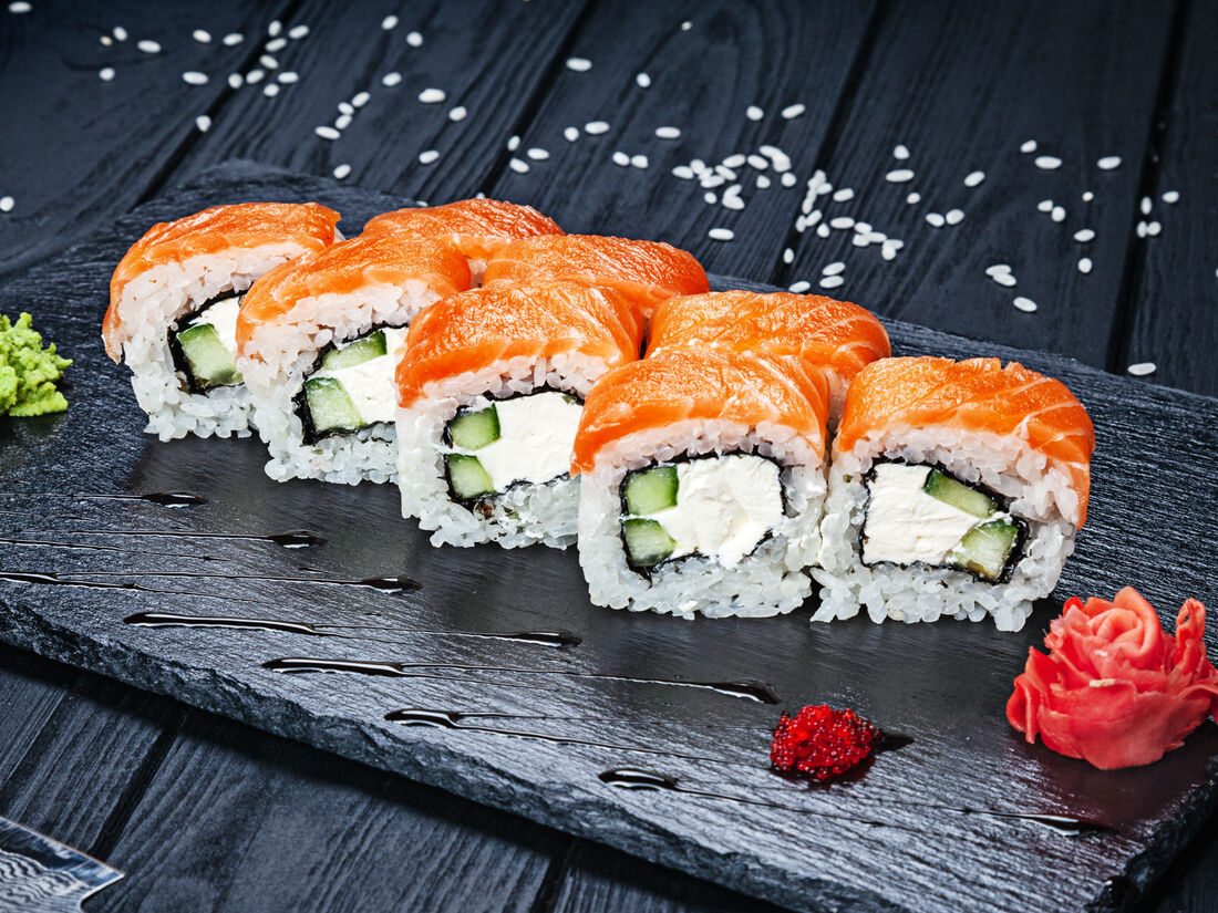 Sushi краб