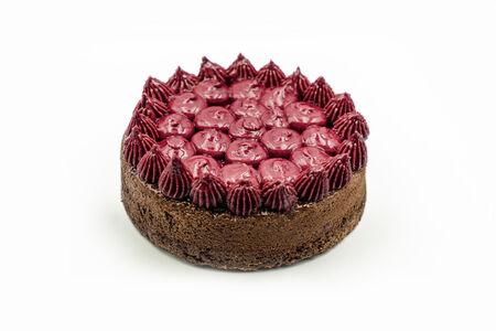 Торт Чиз-кейк Шоколадный