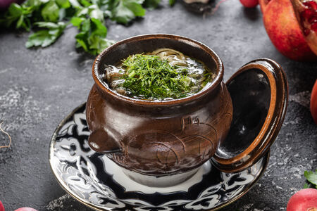 Суп Куза шурпа