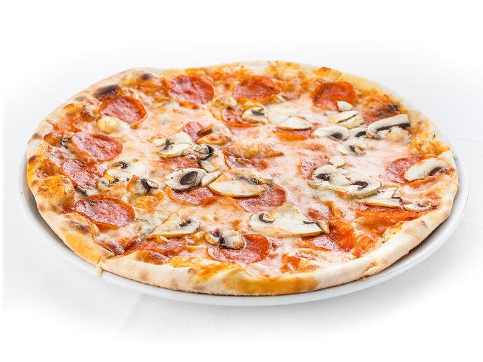 Пицца Фра дьяволо