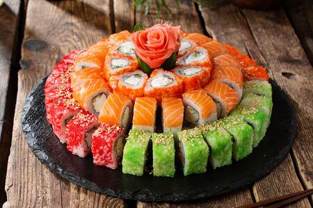Набор Суши-торт Филадельфия