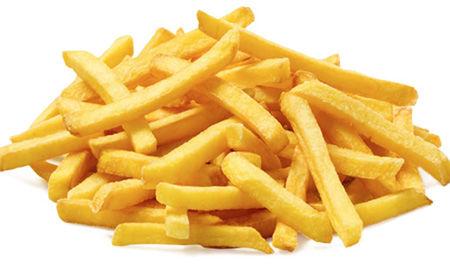 Картофель Фри+соус