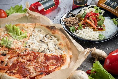 Набор с пиццей Для Двоих