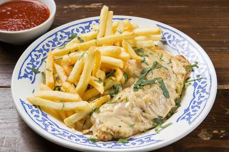 Рыба Dag & Chips
