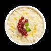 Фото к позиции меню Каша рисовая молочная