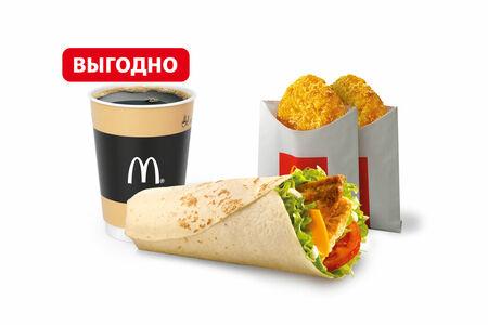 Фреш Ролл МакКомбо Большой