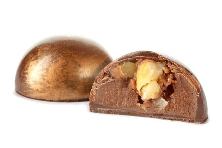 Конфета Соленый орех