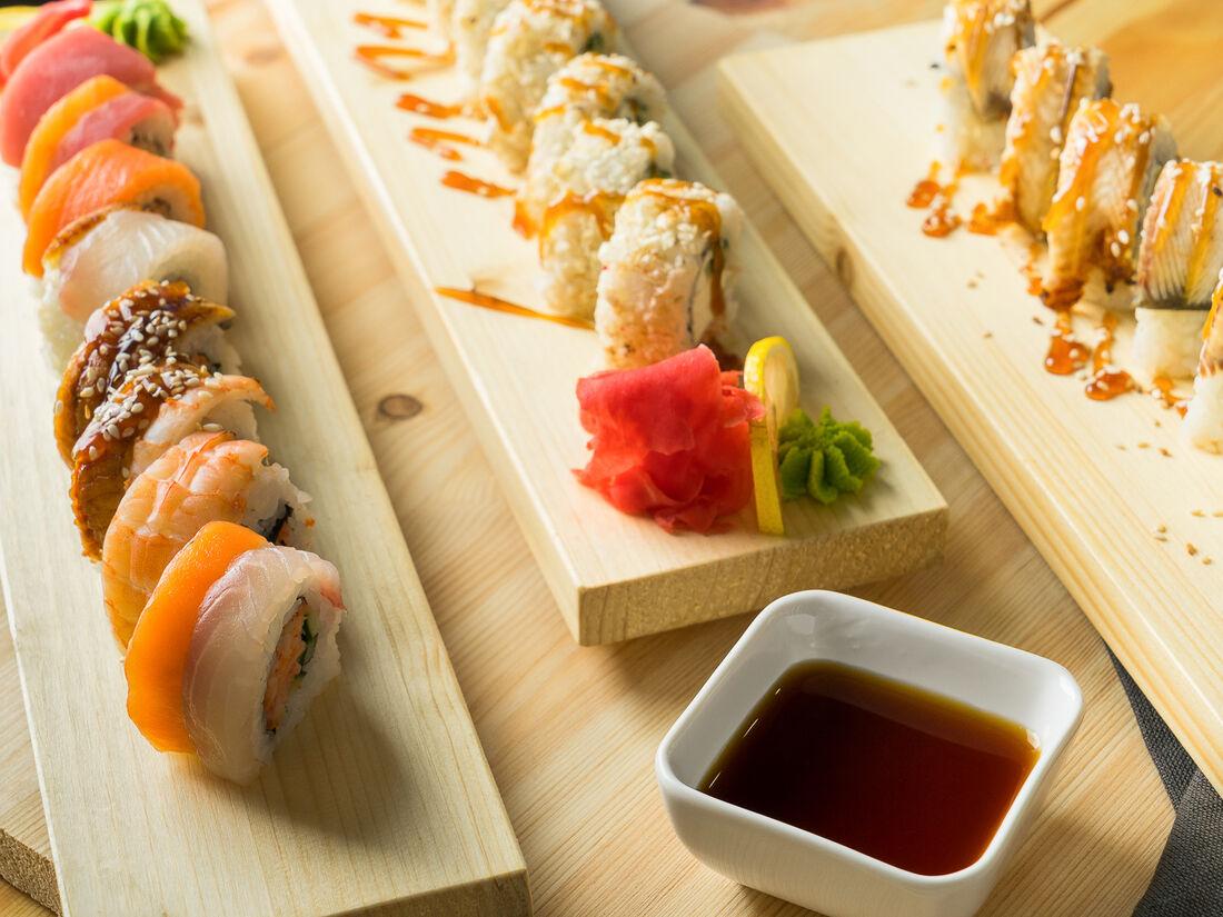 Вкусно Суши