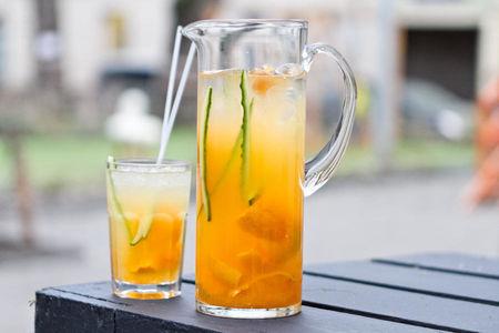 Мандариновый лимонад, 1л