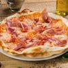 Фото к позиции меню Пицца с пармской ветчиной