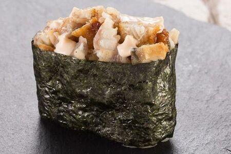 Спайс Унаги суши