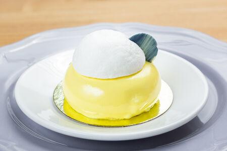 Пирожное Лимонный шейк