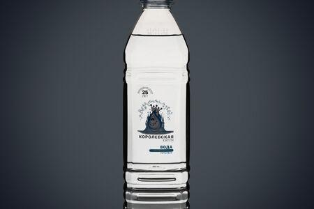 Вода Королевская негазированная