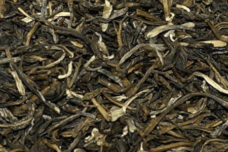 Чай Жасминовый зеленый листовой ароматизированный