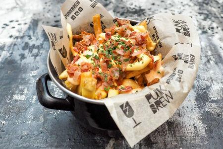 Бельгийский картофель