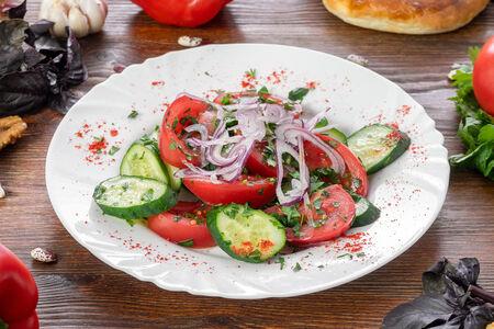 Салат по-грузински