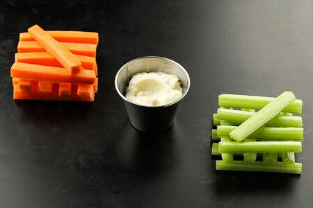 Сельдерей с морковью