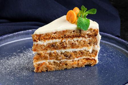 Десерт Морковный