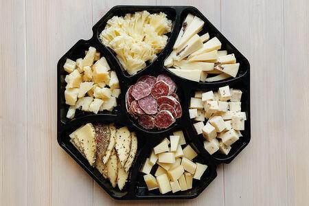 Сырная тарелка №3