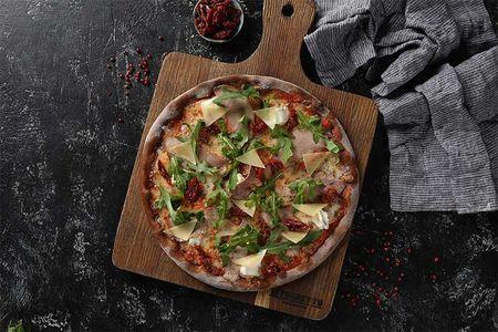 Пицца ржаная Ростбиф