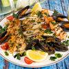 Фото к позиции меню Плато из морепродуктов